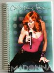 CONFESSIONS TOUR - 2006 CREW ONLY TOUR ITINERARY